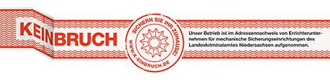 Label K-Einbruch