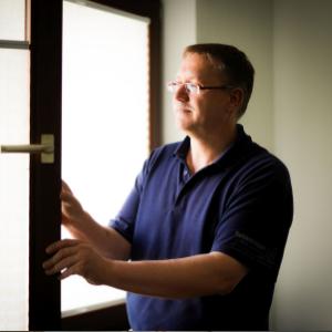 Prüfung eines gegen Einbruch zu sichernden Fensters