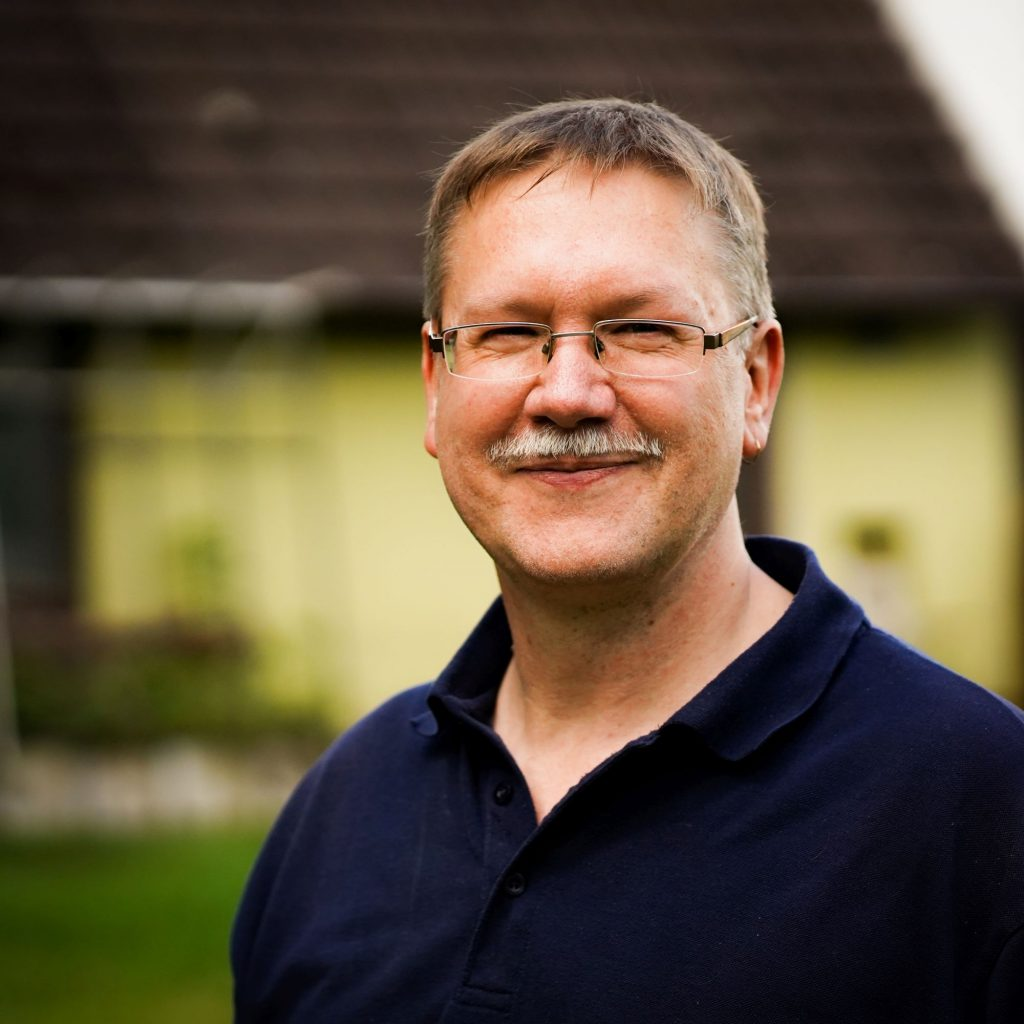 Tischlermeister und Sachverständiger Jürgen Hoppe